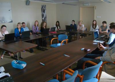 Casp System Sp. z o. o. w roli Złotego Sponsora w czasie konferencji - Majówka Młodych Biomechaników