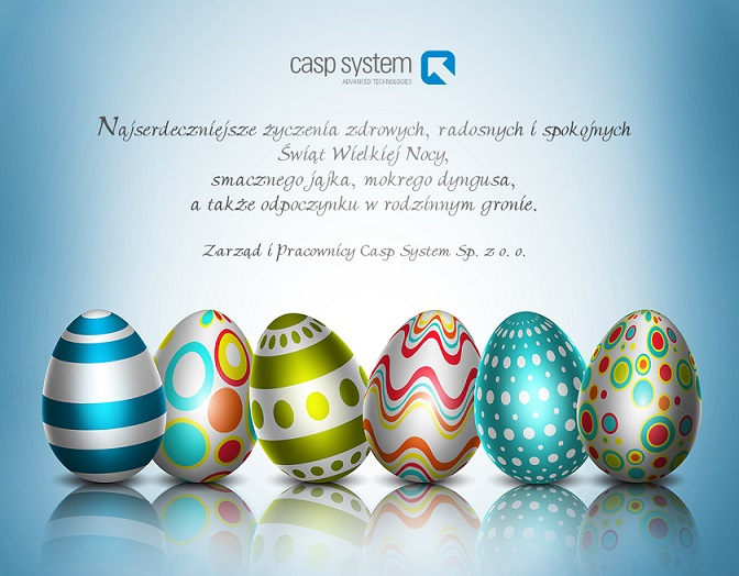 Życzenia Świąteczne Casp System