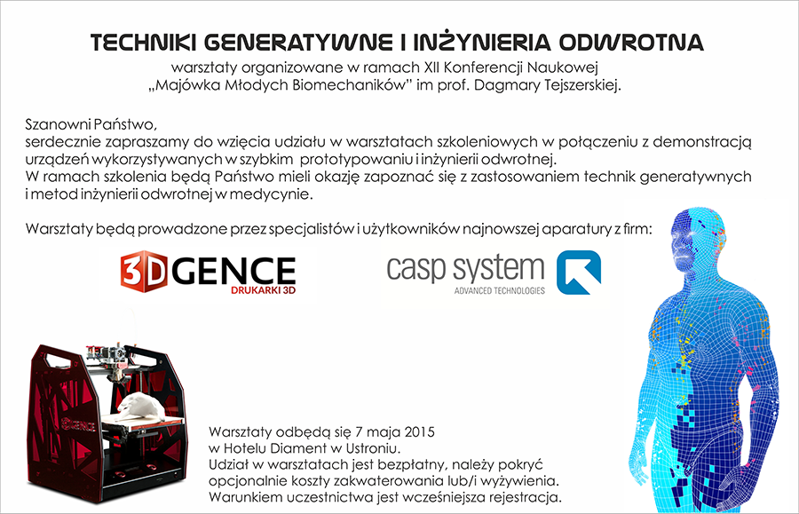 Warsztaty Casp System