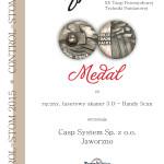 Medal Control-STOM 2015
